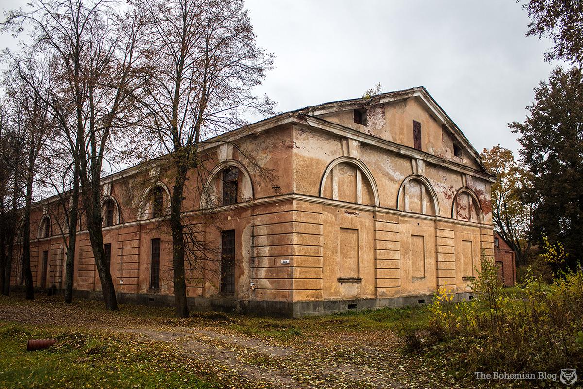 Daugavpils Fortress 15