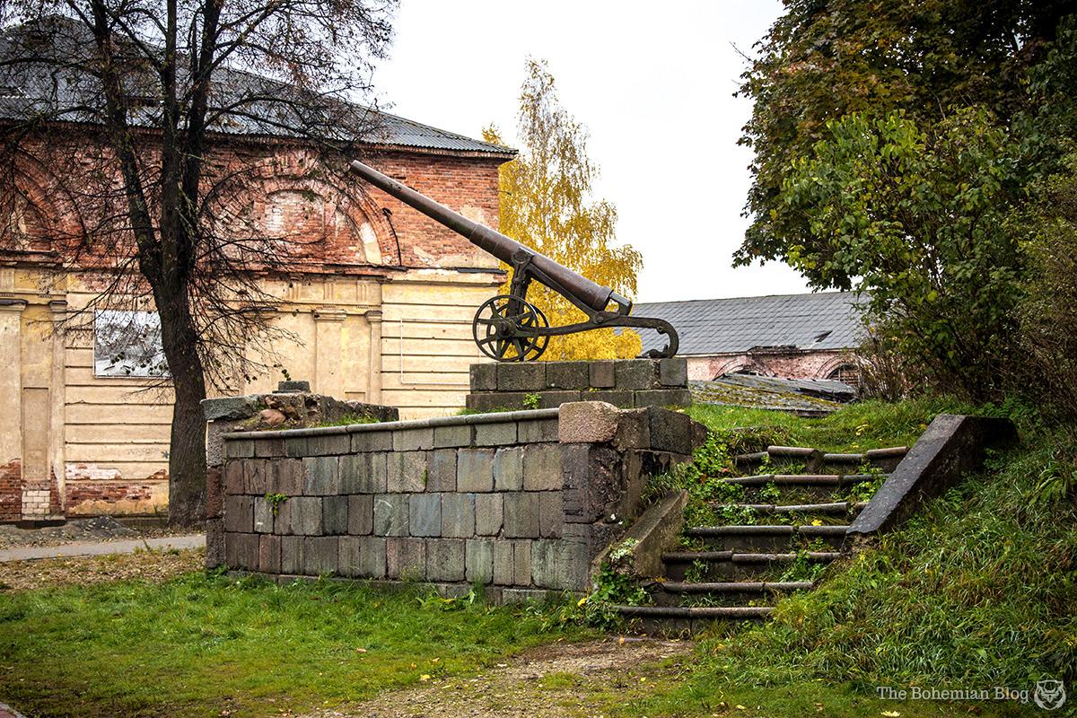Daugavpils Fortress 45