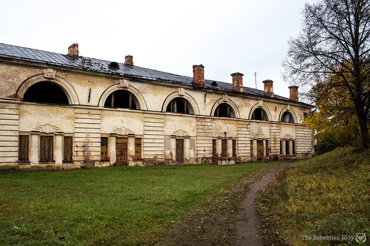 Daugavpils Fortress 46