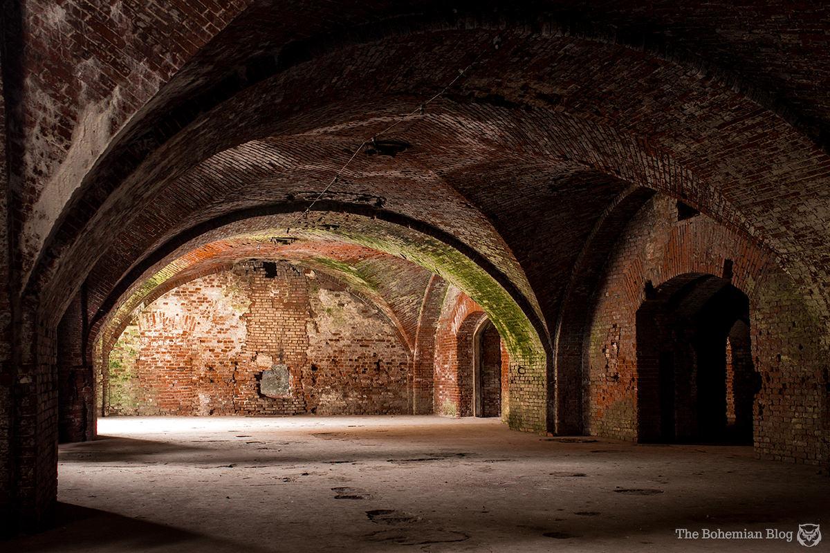 Daugavpils Fortress 9