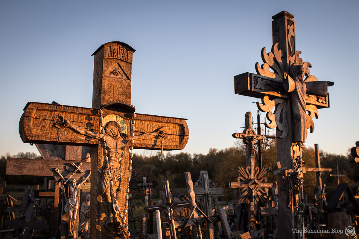 Hill of Crosses-2