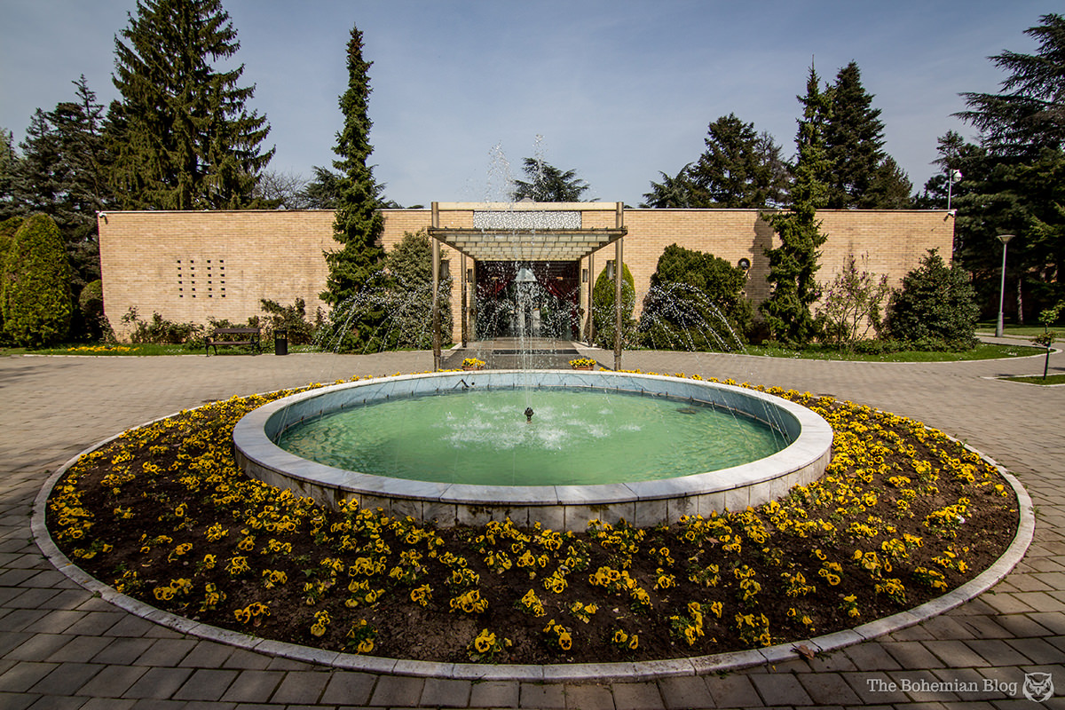 Behind the museum sits the final resting place of Josip Broz Tito: the House of Flowers.