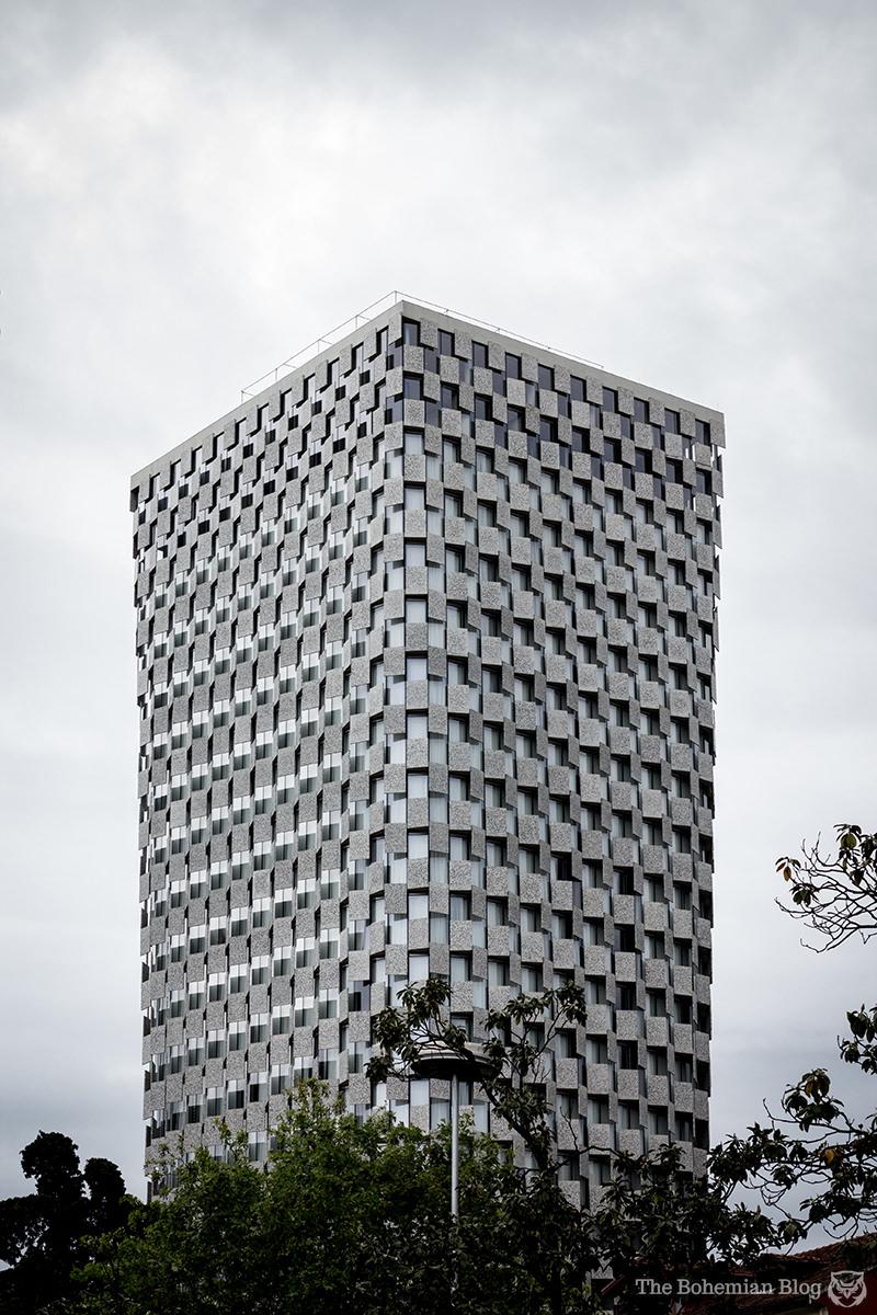 TID Tower (2016). Tirana, Albania.