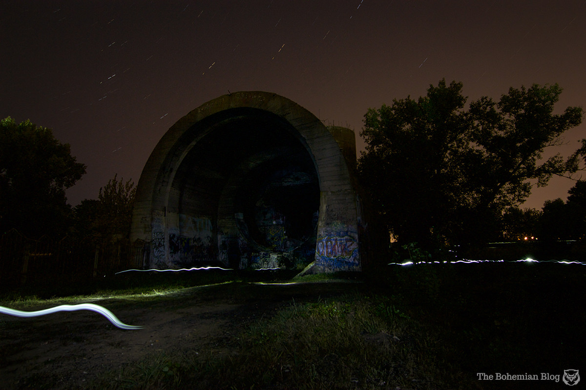 Objekt 1 –or 'Stalin's Subway' – is an architectural relic in the suburbs of Kyiv, Ukraine.