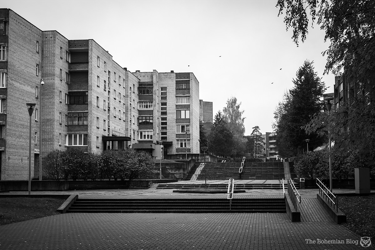 Lithuania-Post Soviet-Visaginas-1