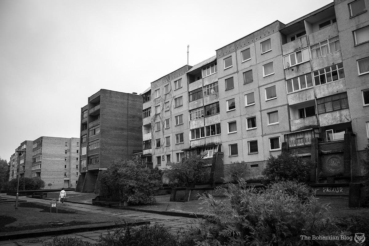Lithuania-Post Soviet-Visaginas-2