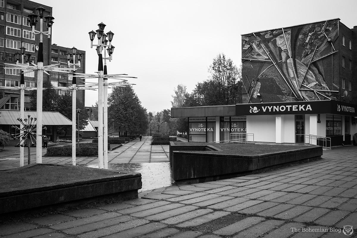 Lithuania-Post Soviet-Visaginas-6