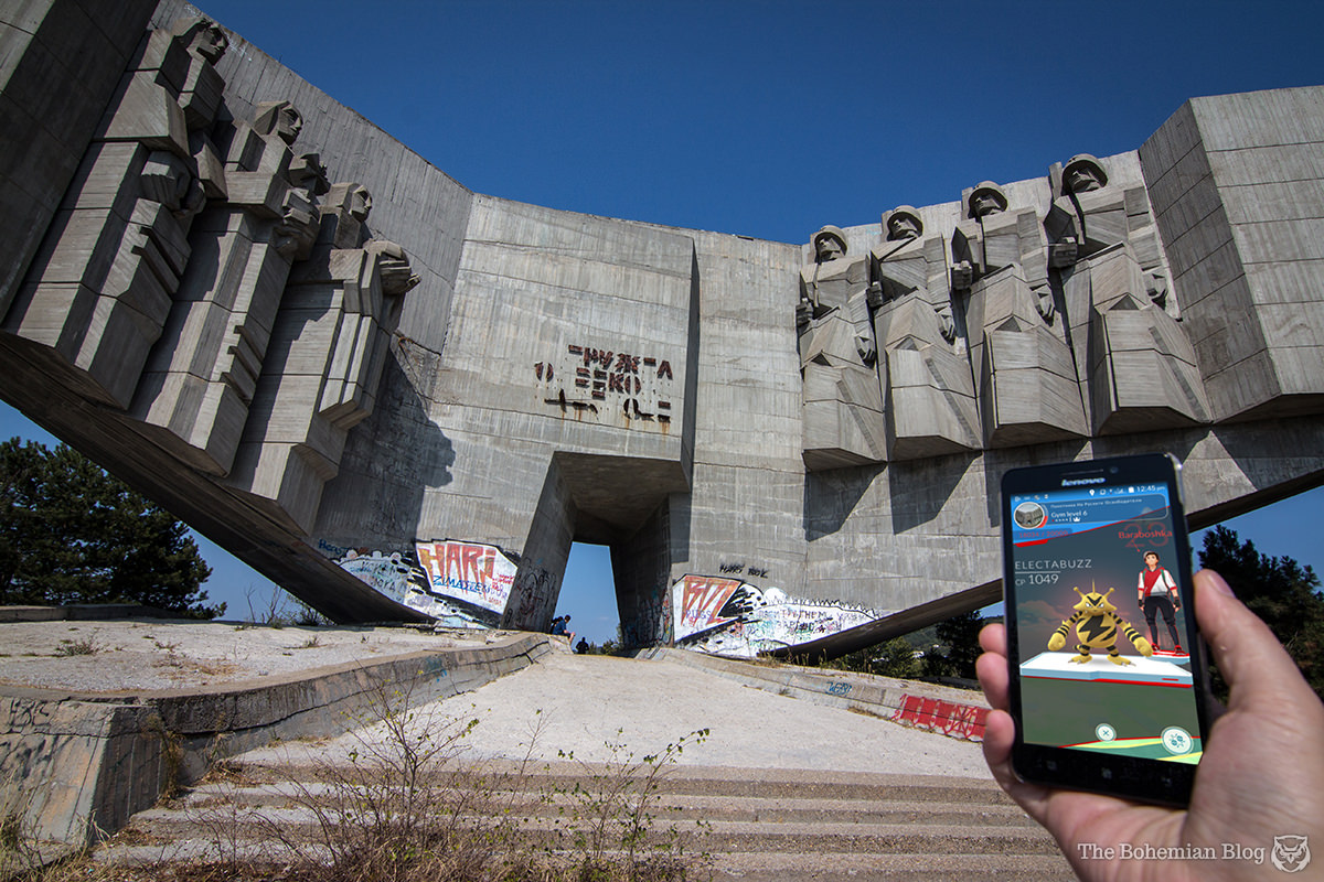 Park-Monument of the Bulgarian-Soviet Friendship (by sculptors Evgeni Barǎmov & Alyosha Kafedzhiyski, and architect Kamen Goranov). Varna, Bulgaria.