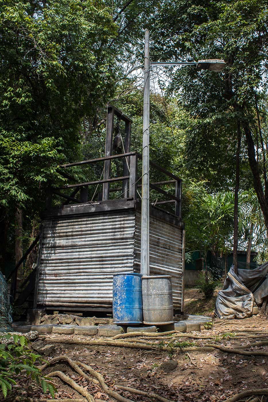 Dark Tourism in Malaysia: Penang War Museum
