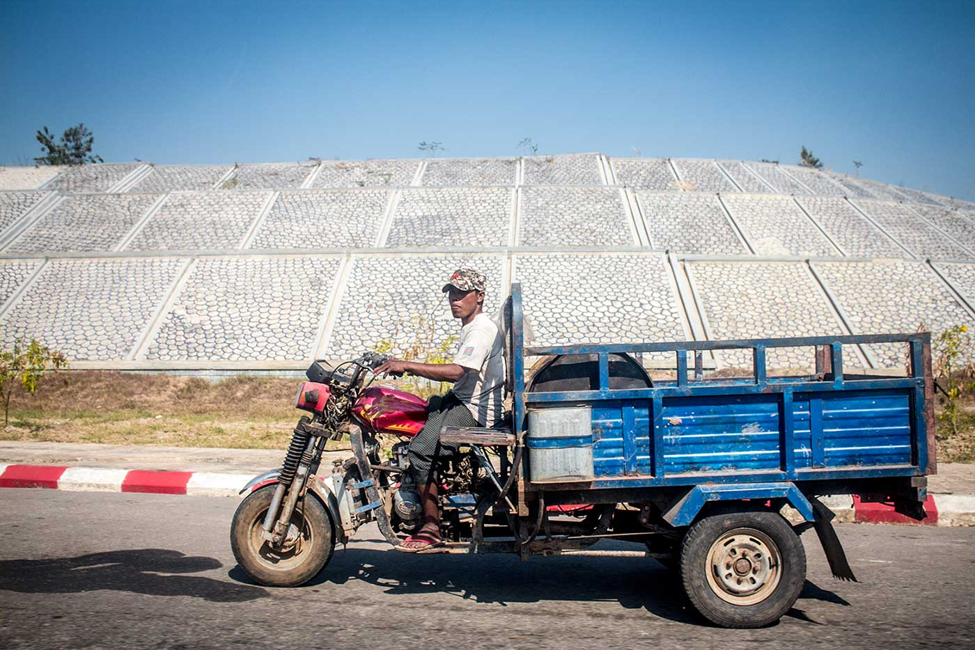 Inside Naypyidaw: The Truth About Myanmar's 'Ghost City' Capital