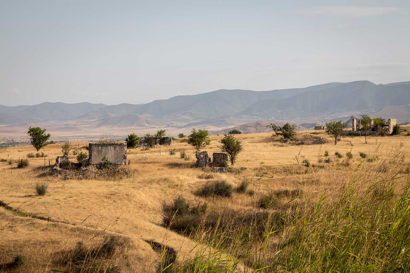 Agdam, Nagorno-Karabakh (Artsakh Republic).