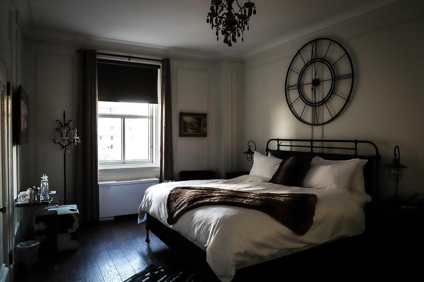 Room 202, Fort Garry Hotel. Winnipeg.