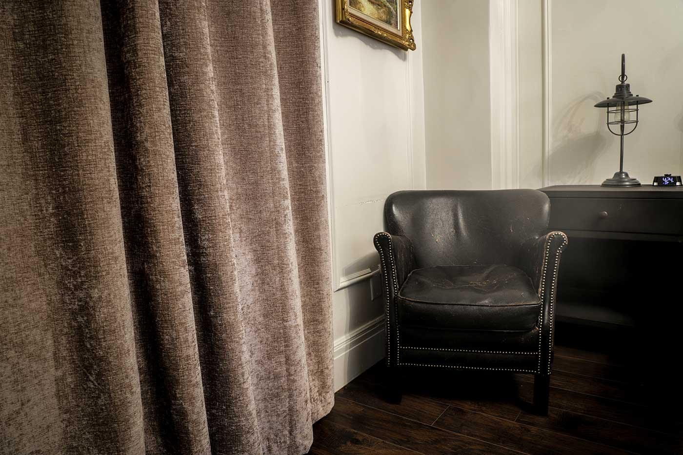 Ghost mist in Room 202 at Fort Garry Hotel, Winnipeg.
