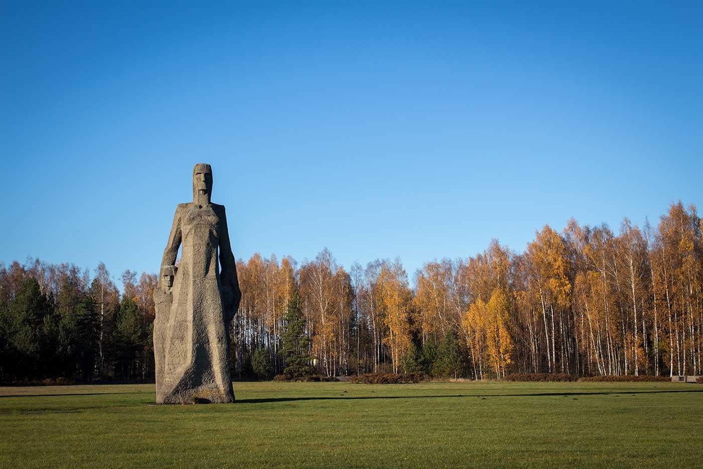 XXX. Salaspils Memorial, Latvia.