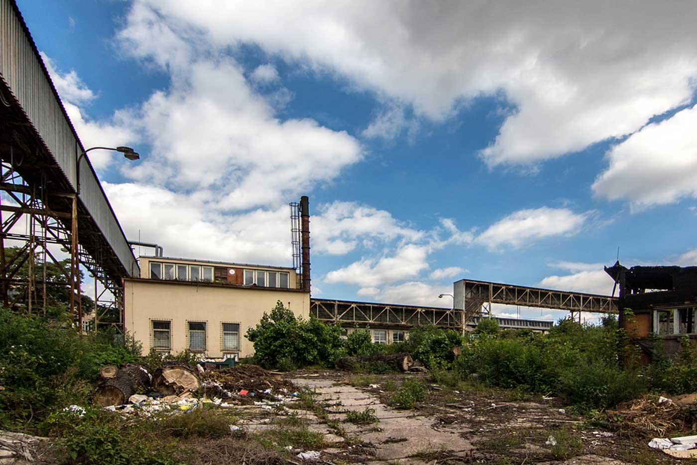 Pragovka – The Praga Car Factory in Prague, Czech Republic