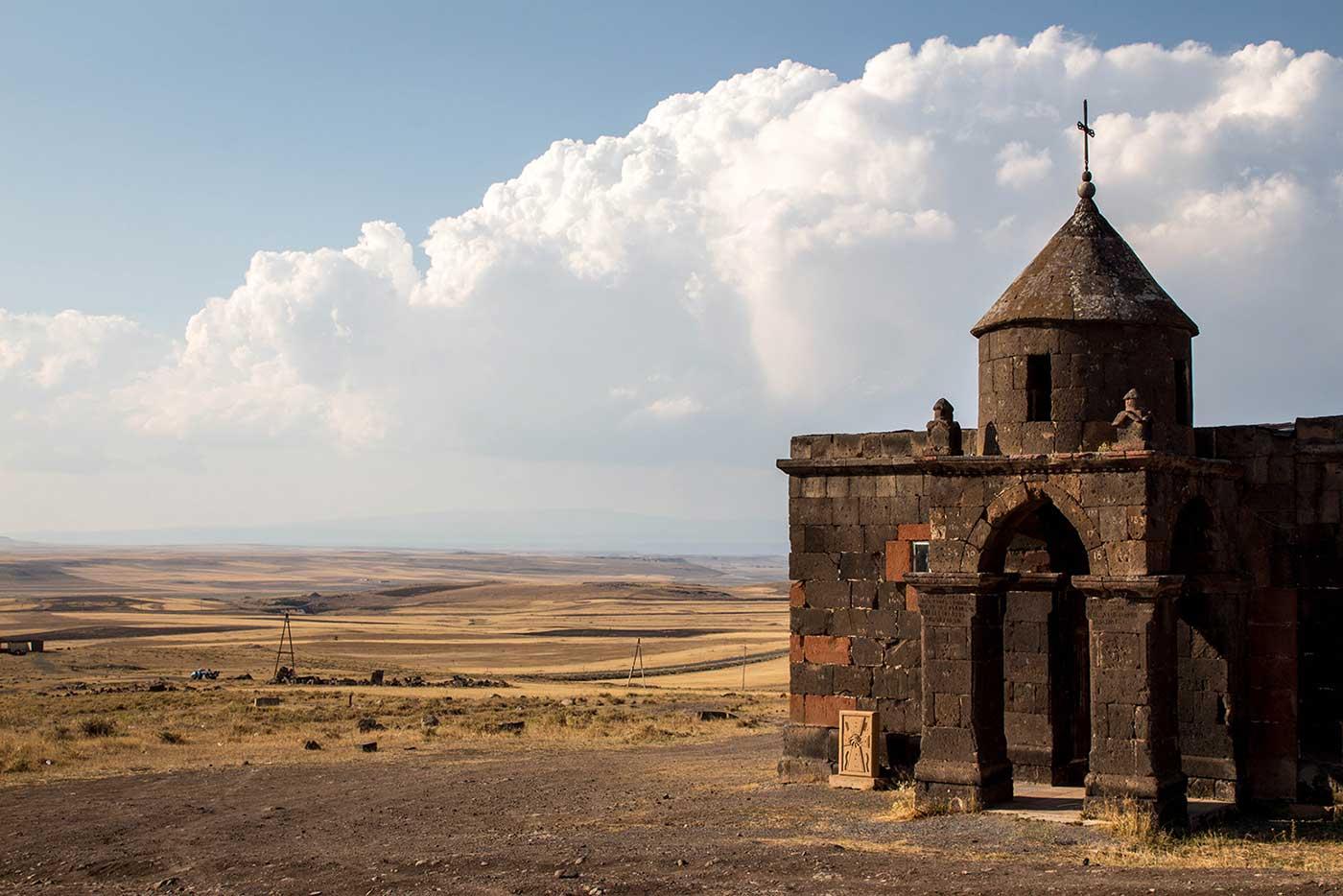 Jrapi Church, Armenia.